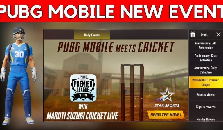 PUBG Mobile Premier League 2019 with IPL Team.