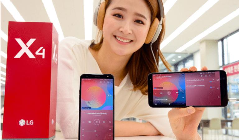 LG X4 (2019) Smartphone