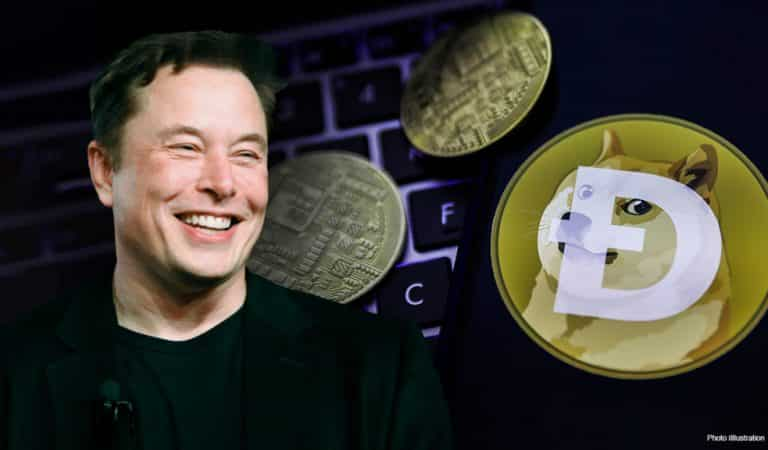 Elon Musk has plan for Dogecoin to become 'currency of the internet'