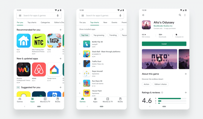 Google Play Store Safety Section and Privacy Labels Showcased in New Developer Post.