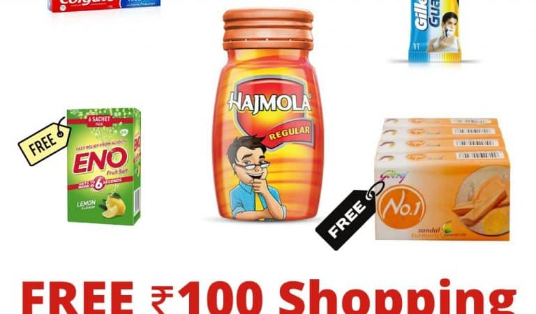 Apollo For Airtel Users: Free Shopping Worth ₹100