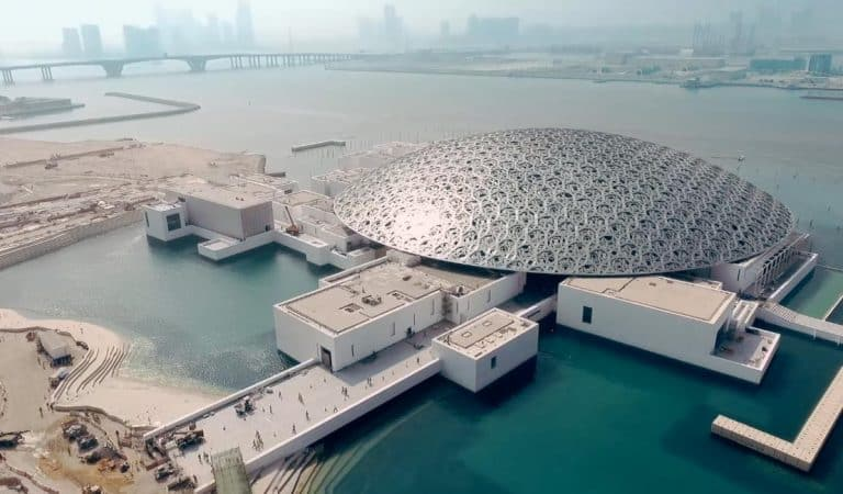 15 Interesting Facts About The Louvre Abu Dhabi