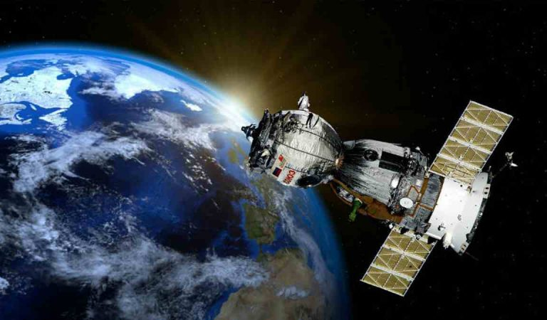 Russian director and crew arrive space station to start the first movie in orbit